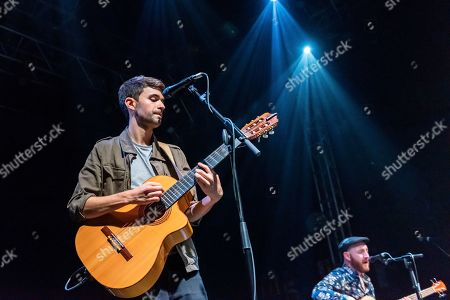 Editorial photo of Gizmo Varillas in concert, 02 Academy, Leeds, UK - 28 Sep 2018