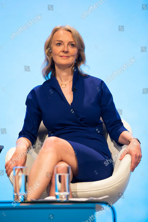 International Trade Minister Liz Truss