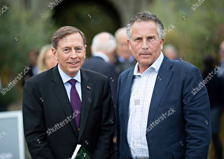 General David Petraeus and General Sir Nick Carter