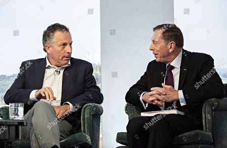 General Sir Nick Carter, General David Petraeus