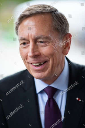 Stock Photo of General David Petraeus