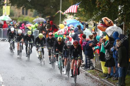 Editorial picture of 2019 UCI Road World Championships - 29 Sep 2019