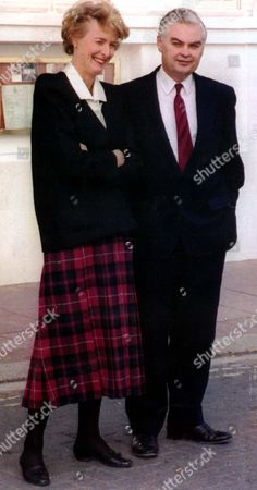 Editorial picture of Norman Lamont - Mp - Politician - Baron Lamont Of Lerwick - Life Peer / Politican - 1992 Photo Shows: Mr And Mrs Lamont. They Call It Pair Power....and In Brighton This Week It's Increasing At The Double. More And More Ministers And Their Wives Are
