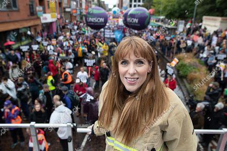 Stock Image of Angela Rayner MP
