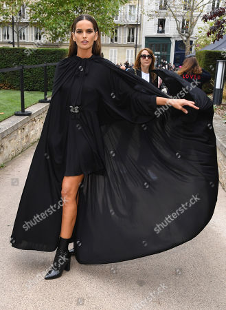 Editorial photo of Valentino show, Front Row, Spring Summer 2020, Paris Fashion Week, France - 29 Sep 2019