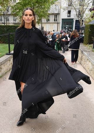Editorial image of Valentino show, Front Row, Spring Summer 2020, Paris Fashion Week, France - 29 Sep 2019