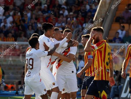 Editorial image of US Lecce vs AS Roma, Italy - 29 Sep 2019