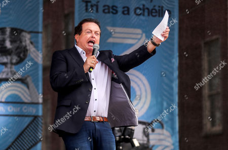 Stock Image of Marty Morrissey