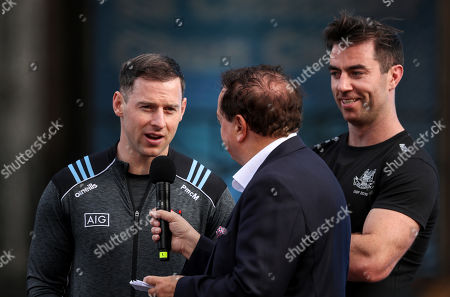 Philly McMahon and Michael Darragh Macauley interviewed by Marty Morrissey