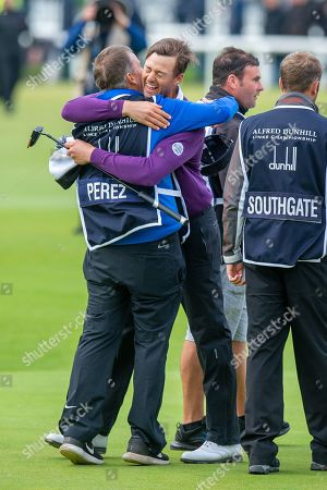 Editorial image of Alfred Dunhill, Links Championship - 29 Sep 2019