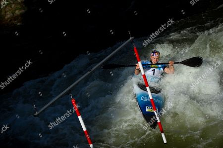 Editorial photo of 2019 ICF Canoe Slalom World Championships, La Seu D'urgell, Spain - 29 Sep 2019