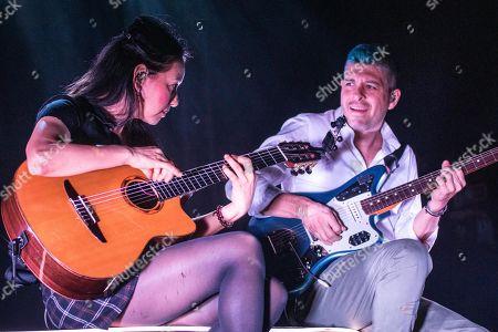 Gabriela Quintero and Rodrigo Sanchez - Rodrigo y Gabriela