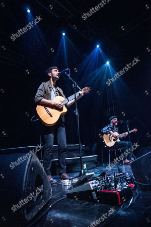Editorial picture of Gizmo Varillas in concert at the 02 Academy, Leeds, UK - 28 Sep 2019