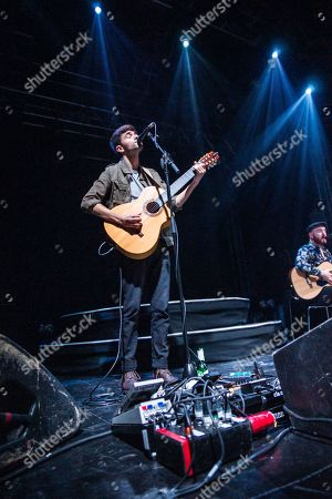 Editorial image of Gizmo Varillas in concert at the 02 Academy, Leeds, UK - 28 Sep 2019