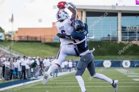 Editorial image of NCAA Football Louisiana Tech vs Rice, Houston, USA - 28 Sep 2019