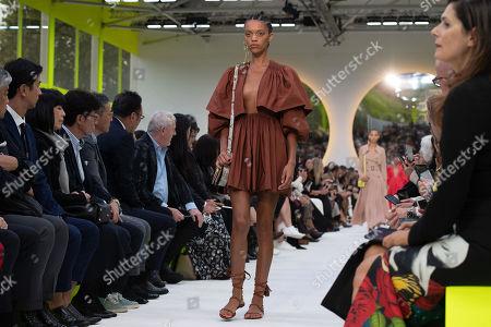 Editorial photo of Valentino - Runway - Paris Fashion Week S/S 2020, France - 29 Sep 2019