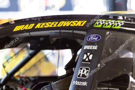 Editorial image of NASCAR Bank of America Roval 400, Charlotte, USA - 29 Sep 2019