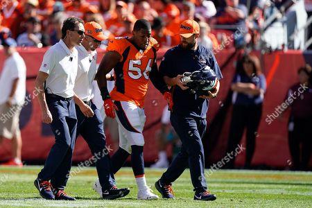Editorial image of Jaguars Broncos Football, Denver, USA - 29 Sep 2019