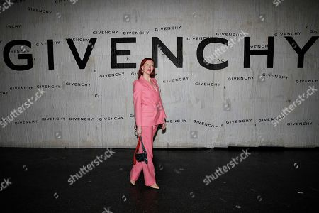 Editorial photo of Fashion S/S 2020 Givenchy, Paris, France - 29 Sep 2019