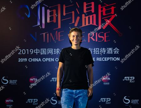 Editorial photo of China Open Players Party, Arrivals Tennis, Beijing, China - 29 Sep 2019