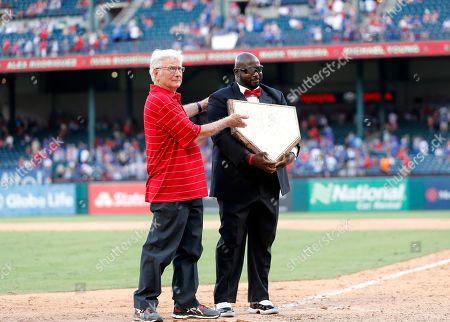 Editorial picture of Yankees Rangers Baseball, Arlington, USA - 29 Sep 2019