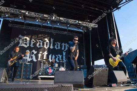 Editorial picture of 2019 Louder Than Life Festival - Day 3, Louisville, USA - 27 Sep 2019