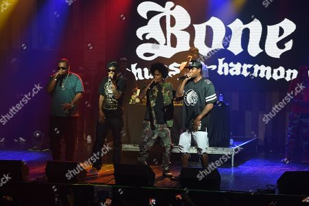 Anthony Henderson, Charles C. Scruggs, Stanley Howse, Steven Howse - Bone Thugs-n-Harmony
