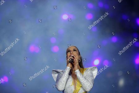 Editorial picture of Rock in Rio 2019, Rio De Janeiro, Brazil - 29 Sep 2019