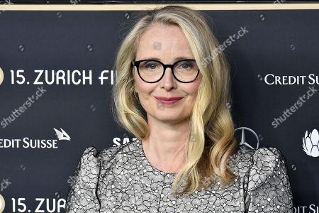 Julie Delpy attends the 15th Zurich Film Festival (ZFF), in Zurich, Switzerland, 29 September 2019. The festival runs from 26 September to 06 October 2019.