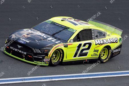 Editorial image of NASCAR Charlotte Auto Racing, Concord, USA - 29 Sep 2019