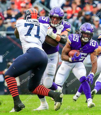Editorial photo of Minnesota Vikings at Chicago Bears, USA - 29 Sep 2019