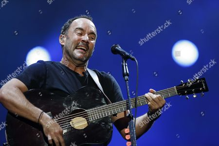 Stock Picture of Dave Matthews performs on stage during Rock in Rio 2019 in Rio de Janeiro, Brazil, 29 September 2019.