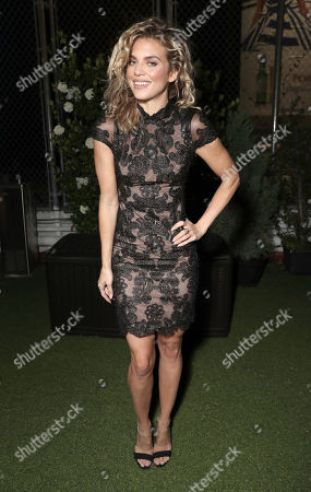 Actress and Activist AnnaLynne McCord at the Exitus Wine benefit for the California Fire Foundation at the Montalban Theater in Hollywood