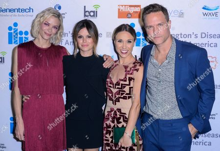 Jaime King, Rachel Bilson, Kelsey Porter and Scott Porter