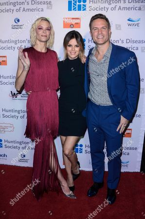 Jaime King, Rachel Bilson and Scott Porter