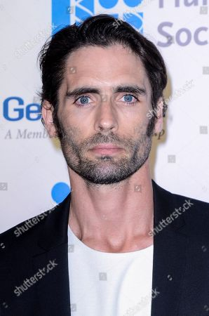 Stock Picture of Tyson Ritter