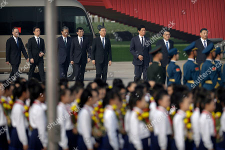 Editorial photo of 70 Years, Beijing, China - 30 Sep 2019