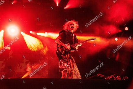 Editorial image of 2019 Louder Than Life Festival - Day 3, Louisville, USA - 29 Sep 2019