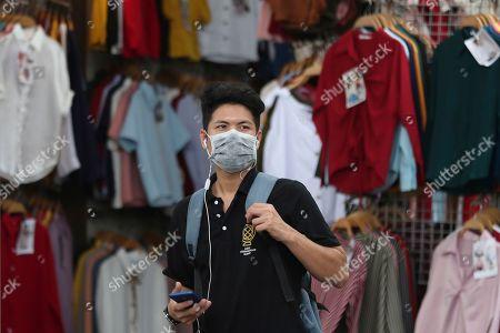 Editorial image of Smog, Bangkok, Thailand - 30 Sep 2019