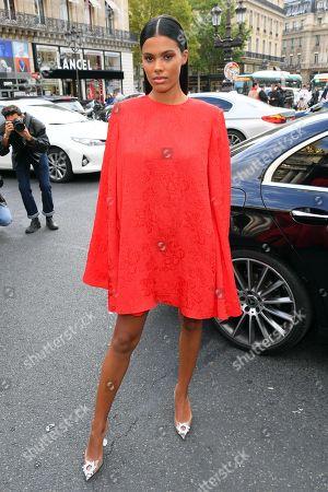 Editorial photo of Stella McCartney show, Arrivals, Spring Summer 2020, Paris Fashion Week, France - 30 Sep 2019