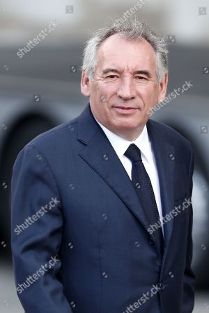 Pau mayor Francois Bayrou attends a memorial service for French former President Jacques Chirac, at the Church of Saint-Sulpice in Paris, France, 30 September 2019. Jacques Chirac died on 26 September in Paris, aged 86. The 30th September 2019 has been declared a day of national mourning in France.