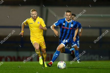 Editorial picture of Rochdale v Bolton Wanderers, Leasing.com Trophy, Football, Spotland Stadium, UK - 01 Oct 2019