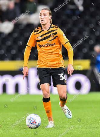 Stock Picture of Jackson Irvine of Hull City