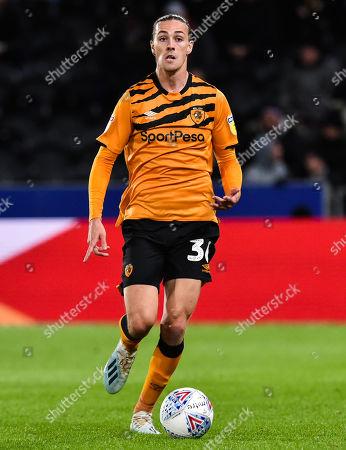 Editorial photo of Hull City v Sheffield Wednesday, EFL Sky Bet Championship, Football, KCOM Stadium, Hull, UK - 01 Oct 2019