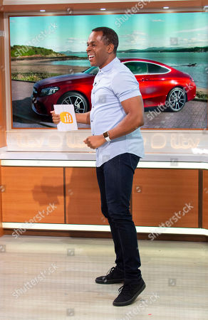 Stock Image of Andi Peters