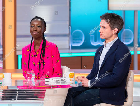Eunice Olumide and Douglas Murray