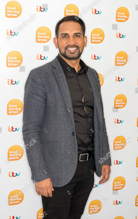 Editorial image of 'Good Morning Britain' TV show, London, UK - 30 Sep 2019