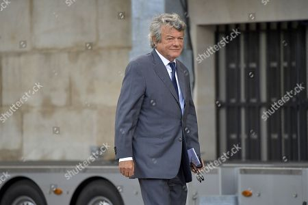 French former Environment minister Jean-Louis Borloo