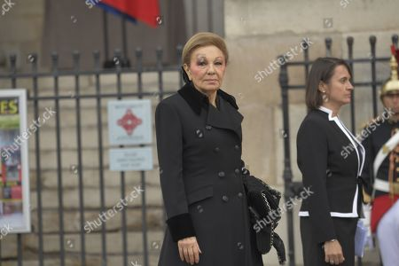 Stock Picture of Farah Diba Pahlavi