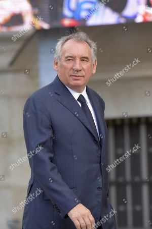 Stock Picture of Francois Bayrou